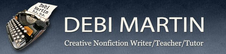 Debi Martin, B.J., M.A.